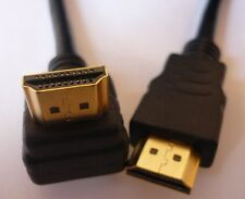High Speed HDMI Cable with Ethernet 16 5/12FT 90 Degrees Angled/Angled NEW