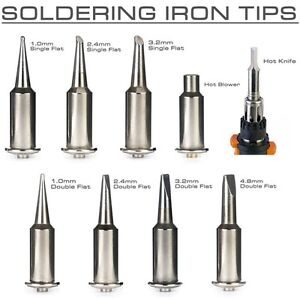 Portasol Gas Soldering Iron Special Offers & Deals On Replacement Tips & Spares