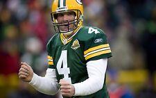 Brett Favre Green Bay 24X36 inch poster, NFL, quarterback