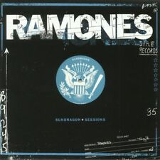 RAMONES - SUNDRAGON SESSIONS - LP VINYL NEW SEALED RSD 2018 COPY # 3021