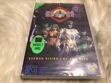 Daemon Rising Reboot My Two Bobs - DVD - Free Postage - Ex Rental