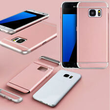 Unbranded/Generic Transparent Rigid Plastic Mobile Phone Cases, Covers & Skins for Samsung Galaxy S7