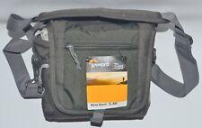 Lowepro Nova Sport 7L AW Gray 9x8x6 Shoulder Case Bag Removable Compartment