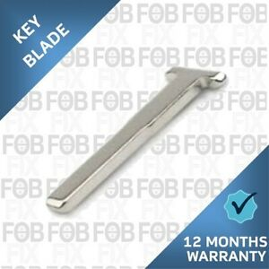 Emergency Key Blade for Ford Mondeo Kuga Fiesta 3 Button Remote Keyless Entry