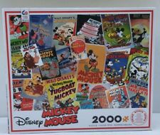 Disney Mickey Mouse 2000 Piece Puzzle