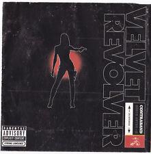 Velvet Revolver Band Sticker Album Cover Cd Art Decal Metal Music New Contraband