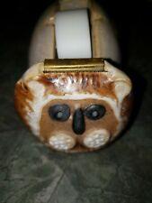Ceramic Cat Tape Dispenser