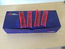 5000 RED NYLON AVERY DENNISON kimble tags (15mm)