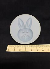 Rabbit Face Chocolate Silicone Mould Sweets Easter Cake Decoration Mold