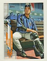 2020 Topps PHOTO VARIATION Short Print 52 MIKE PIAZZA New York Mets HOF SP