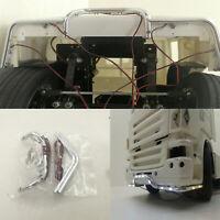 Front Stoßstange Licht Light für 1:14 Tamiya Scania 620 56323 730 RC Truck Car
