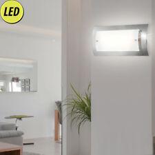 LED design lampe murale Opale escalier maison éclairage chambre à coucher verre
