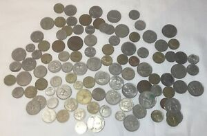 COLLECTION OF OLD MIDDLE EASTERN COINS, SOME GOOD GRADES