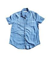 Abercrombie Kids Demin Shirt Girls sz 9-10