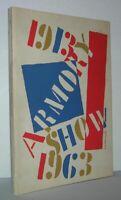 Munson-Williams-Proctor Institute / ARMORY SHOW 50th Anniversary 1st ed 1963