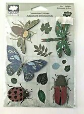 Butterflies-Ladybugs-Dragonfly-Stickers-Junk Journal-Crafts-Arts-Scrapbooking