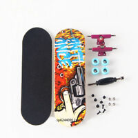 Chrucks™ Blue Nuts Performance Tuned 29mm WIDE Trucks for wooden fingerboard