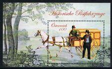 AUSTRIA ÖSTERREICH 2015 MNH POSTFRISCH ++ MAIL POST HORSE PFERD