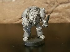Games Workshop Space Marine TERMINATOR SEARGENT Rogue Trader Warhammer 40K Hulk