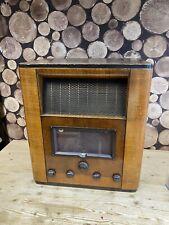 More details for hmv 469 vintage radio