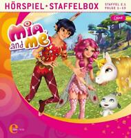 MIA AND ME - STAFFELBOX (STAFFEL 2.1,FOLGE 1-13)   MP3 CD NEW
