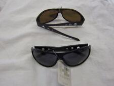 Gafas de sol de mujer marrón negro