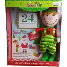 The Good Elf Christmas Countdown & Good Behaviour Reward Gift Set