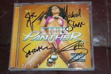 Steel Panther (fully autographed CD album) Balls Out (NEW) 2011 Rock