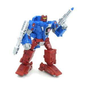 Transformers Siège War Pour Cybertron Slamdance Complet de Luxe Wfc