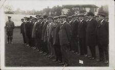 Loughton photo. WW1 National Reserves Church Parade by Ernest Beckett, Loughton