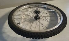 20 x 1.5 old school 36 spoke Weinmann Wheel GT mohawk hub  Mach Interceptor pro