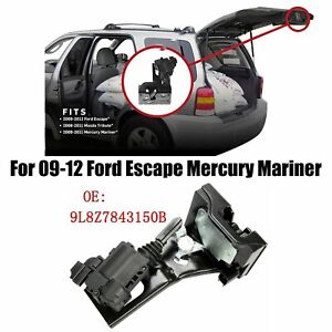 Rear Hatch Liftgate Tailgate Door Latch Lock Actuator for 09-12 Ford Escape