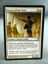 MTG Magic the Gathering Card X1: Mentor of the Meek - Innistrad EX/NM