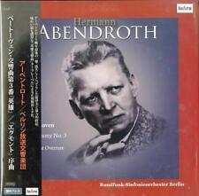 HERMANN ABENDROTH-BEETHOVEN SYMPHONY...-IMPORT 2 LP WITH JAPAN OBI Ltd/Ed AI70