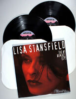 Lisa Stansfield - The Number One Remixes (1998) 2-EP Vinyl • PLAY-GRADED • #1