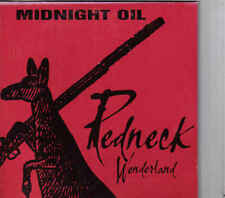 Midnight Oil-Redneck Wonderland cd single