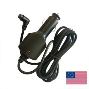 Car Auto Power Charger Adapter Cord For Garmin GPS Rino 610 650 655t 010-11598