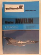 Warpaint 17 - Gloster Javelin - Color Profiles