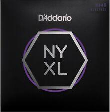 D'Addario  NYXL1149 11-49 Medium Electric Guitar Strings 115