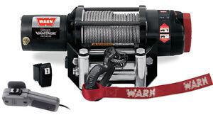 Warn Provantage 4500  Winch w/Mount John Deere Gator XUV 625i-825i/855D 11-15