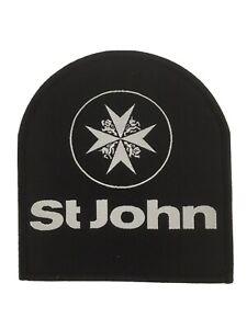 St John Ambulance Sew On Badge