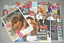 New LOT 14 consecutive issues PEOPLE MAGAZINE Dec.2,2019-Mar.2,2010 TAYLOR SWIFT