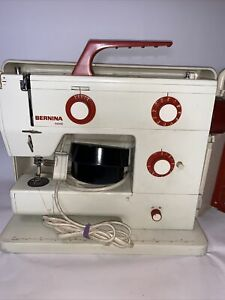 Bernina Nova 900 Sewing Machine, Fully Working. With Accessories