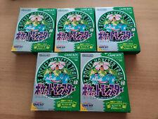 Pokemon Green / Midori Pocket Monsters Nintendo Gameboy GB