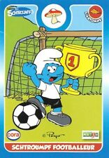Card Playing Cora The Smurfs 2013 N° 29