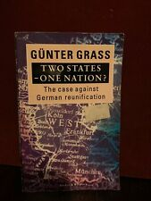 Two States: One Nation? By Gunter Grass 1990 PB
