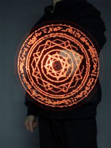 On Sale !!! Doctor Strange Stephen Strange LED Light Magic Shield Cosplay Props