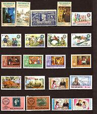 NICARAGUA  Usages courants et sujets divers, timbres neufs  344A