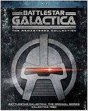 Battlestar Galactica: The Remastered Collection [New Blu-ray] Boxed Se