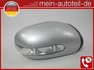 Mercedes S211 W211 Aussenspiegel RE (02-06) el. ANKLAPPBAR Memory 775 Iridiumsil